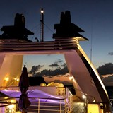 Beautiful Caribbean Sunset - Windstar Cruises