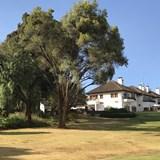 Main house: Mount Kenya Safari Club