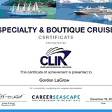 Specialty & Boutique Cruise Specialist