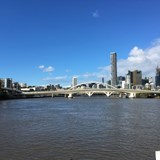 Brisbane - From a River Cruise