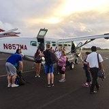 Flights are about $60 each way from Maui to Moloka