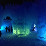 Ice Castles in Dillon, CO