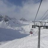 Tignas Ski Area - French Alps