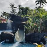 Water park fun at Po'ipu Villas Kauai