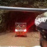 ATV Cave exploring