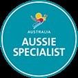 I am a Certified Aussie Specialist