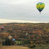 Hot Air Ballooning in Pennsylvania
