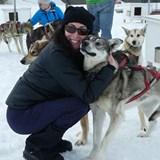 Dog Sledding in Seward, Alaska