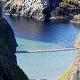 Carrick - a - Rede Rope Bridge