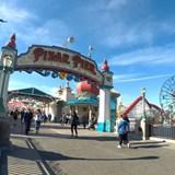 New Pixar Pier