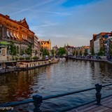 Erik did an amazing job with photos of the Canals