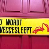 No Parking in Dutch!