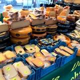Fine Dutch cheese is everywhere in Amsterdam!
