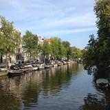 A beautiful Amsterdam Canal