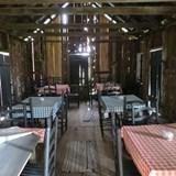 Slave sleeping quarters