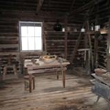 Slave dining room