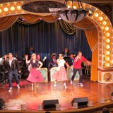 American Queen Stage show