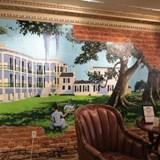 Nottoway Mansion mural