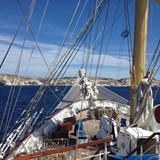 Discover unique destinations on a tall ship cruise