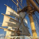 The magic of a tall ship cruise