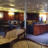 Onboard a tall ship cruise