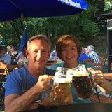 Prost!  Munich, Germany