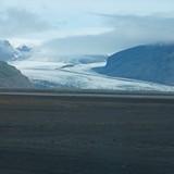 Largest glacier in Iceland