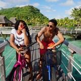 Bora Bora - Follow them on Instagram @kenw and @de