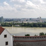 Walking tour in Bratislava was very interesting