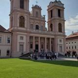 Gottstein Abbey -excursion