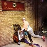 Harry Potter fan's holy grail @ Levesden Studios