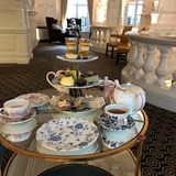 Tea Time at St. Ermins Hotel