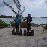 Segway in Freeport Bahamas