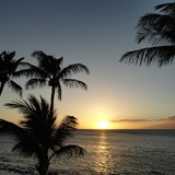 Another beautiful Hawaiian sunset
