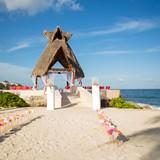 Dreams Puerta Adventura wedding Gazebo