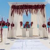 Secrets the Vine beach wedding
