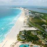 Cancun White Sand Pristine Beaches