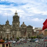 Zocalo, Plaza Mayor and Cathedral