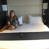 Jr Suite Bed Featuring Angie! :)