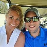 Golfing in Maui