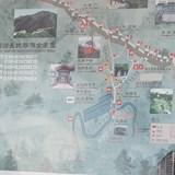 Different starting points for Great Wall of China
