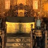 Throne in Forbidden City
