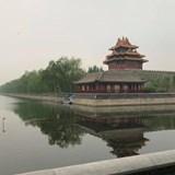 Moat around the Forbidden City