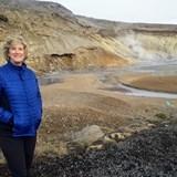 Krýsuvík - geothermal area