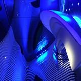 The Famous Blue Eye Sensory Experience Lounge