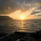Sunset in Princeville, Kauai