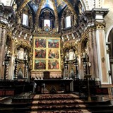 Altarpiece in the Cathedral of Valencia
