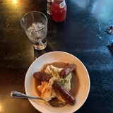 Best Bangers and Mash I've had so far!