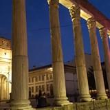 Ancient gateway to Milan