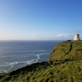 Ireland - O'Brien's Tower at the Cliffs of Moher